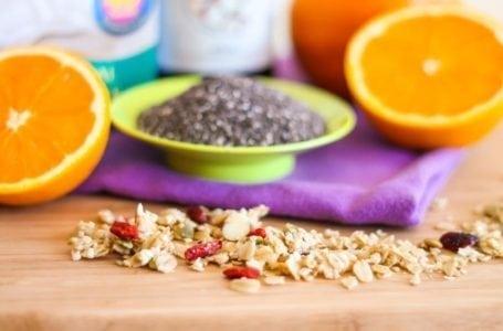 Granola Girl vegan granola made in Vancouver