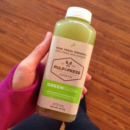 Green Glow Juice