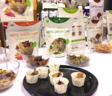 Hippie Garden Chips from Hippie Foods