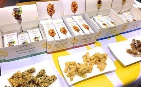 Mediterra bar samples at CHFA West