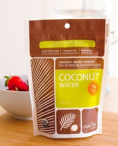 Navitas Naturals coconut water powder