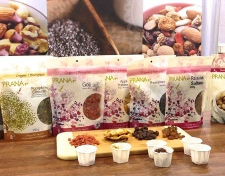 Prana Superfood Snacks