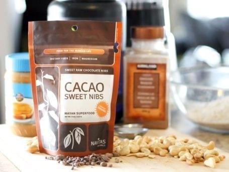 navitas naturals sweet cacao nibs