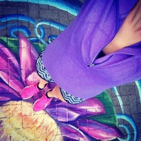 False Creek street art