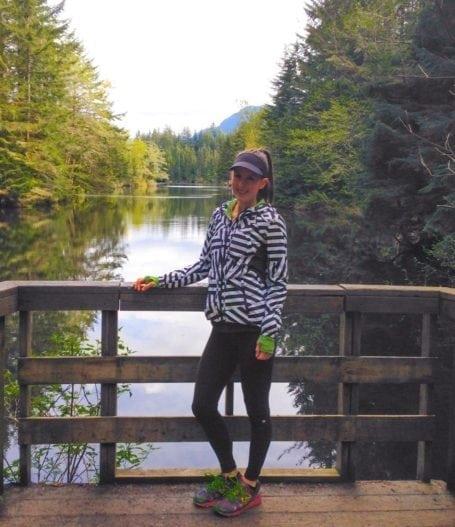 Hiking around Rice Lake, North Vancouver