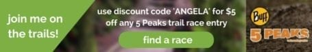 Join Me on the Trails - 5 Peaks Discount Code