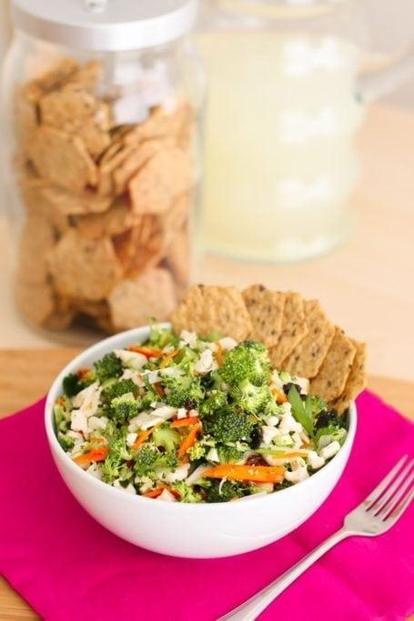 The Detox Salad - Eat Spin Run Repeat