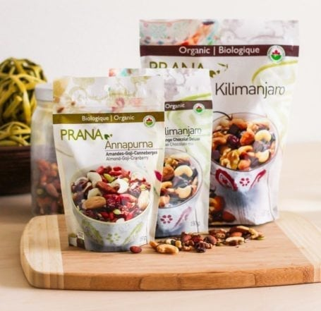 Prana Kilimanjaro trail mix