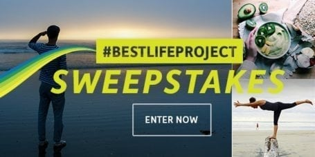Best Life Project Contest - Vega