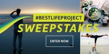 Best Life Project Contest - Vega