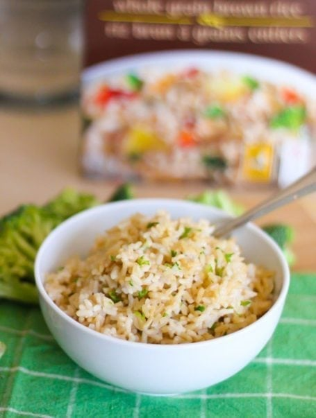 Cooked Minute Rice