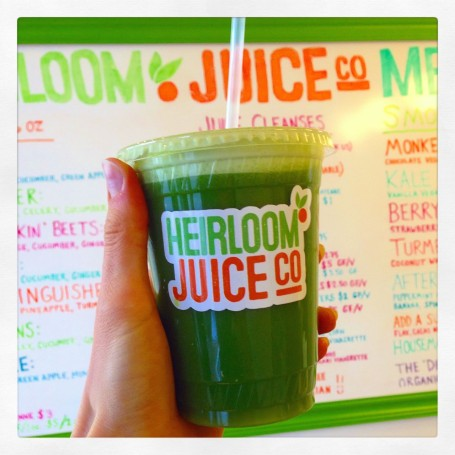 Heirloom Juice Co