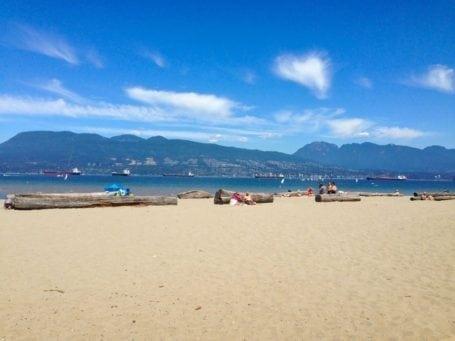Locarno Beach