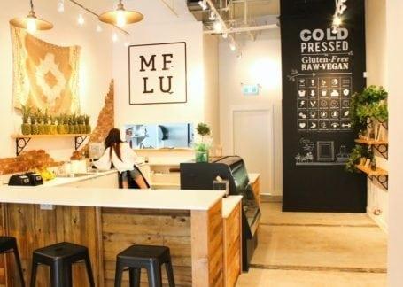 Melu Juice and Health Bar