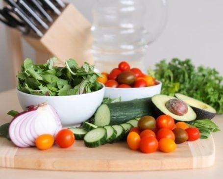 Power Greens Tuna Salad - Ingredients