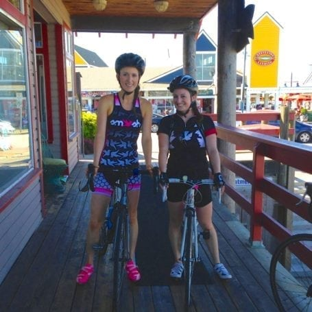 Ride to Steveston