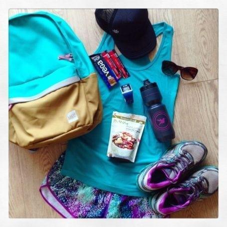 Summer hiking essentials