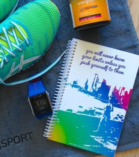 customized workout journal