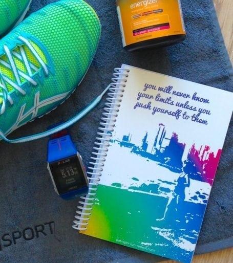 customized workout journal
