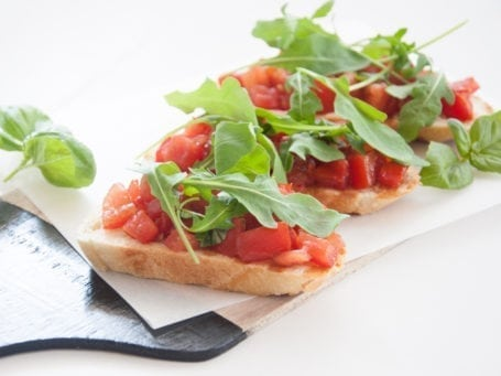 Bruschetta - Elephantastic Vegan