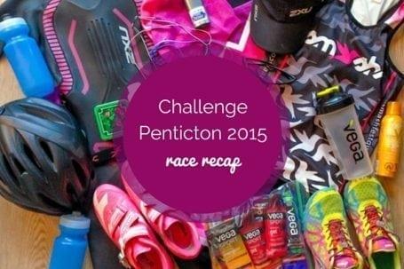 Challenge Penticton 2015 Race Recap - Eat Spin Run Repeat
