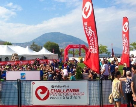 Challenge Penticton athlete briefing