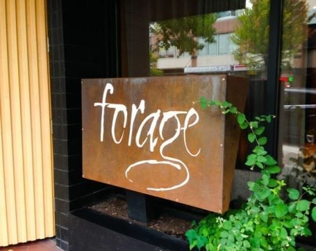Forage Restaurant - Vancouver