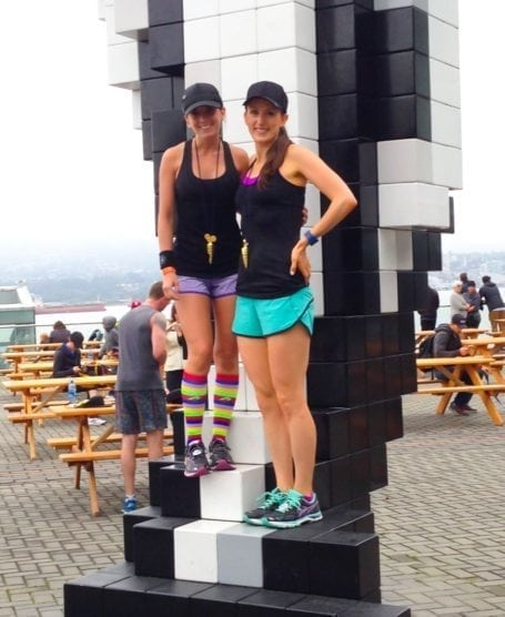 Post-Seawheeze 2015 with Christina