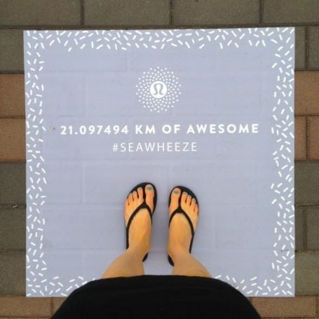 Seawheeze 2015 - 21KM of Awesome