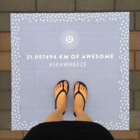 Seawheeze 2015 - 21KM of Awesome