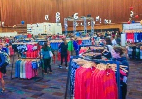 Seawheeze Runner's Shop 2015
