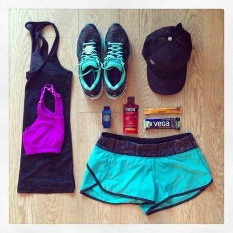 Seawheeze half marathon race gear