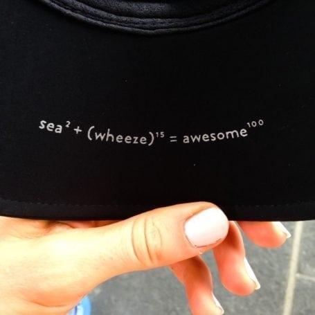Seawheeze trucker hat