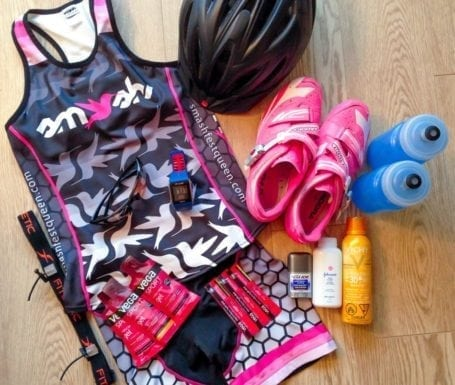 triathlon bike gear