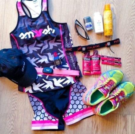 triathlon run gear