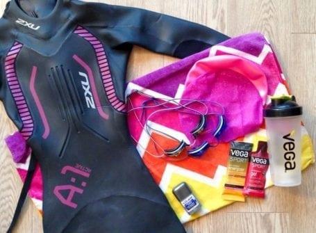 triathlon swim gear