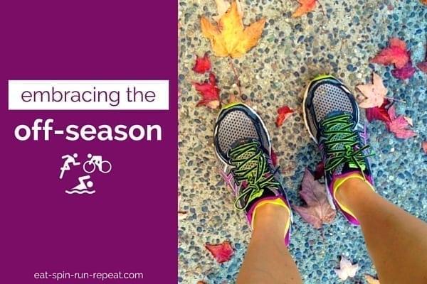 Embracing the Off-Season - Eat Spin Run Repeat
