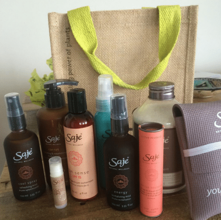 Saje products