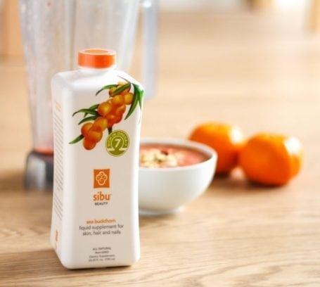 Sibu Sea Buckthorn Liquid Supplement