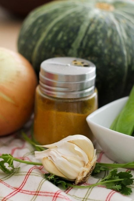 garlic and cumin