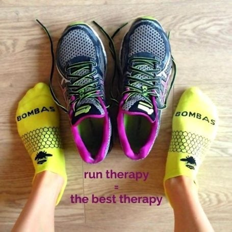 run therapy = the best therapy