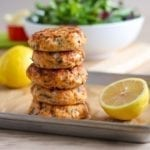 Lemon Herb Salmon Cakes - Angela Simpson, My Fresh Perspective