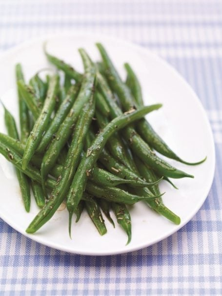 Tender Herb Green Beans - Go Dairy Free