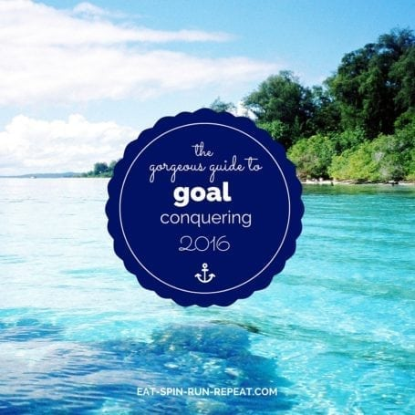 The Gorgeous Guide to Goal Conquering 2016