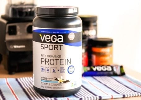 Vega Sport Performance Protein - New formula