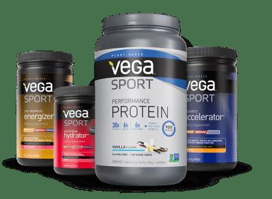 Vega Half Marathon Training Bundle