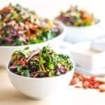 Fresh Start Superfood Salad - Eat Spin Run Repeat || vegan, gluten-free, paleo || Eat Spin Run Repeat