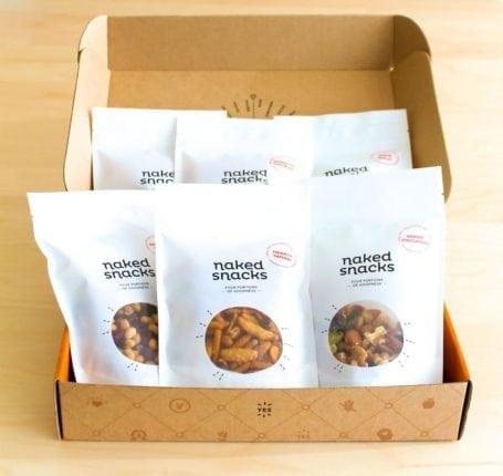 Naked Snacks Box