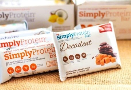 Simply Protein Decadent Bars