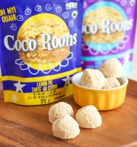 Wonderfully Raw Coco-Roons - Eat Spin Run Repeat